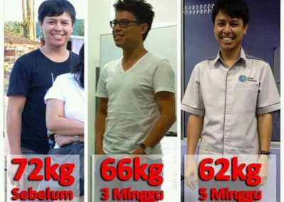 testimoni alsd2 5 weeks 10kg